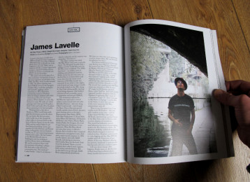 Paul Bradshaw talked to James Lavelle for Jocks&Nerds