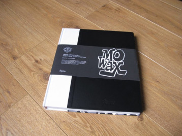 Urban Archaeology : the Mo' Wax book is here, and it's amazing