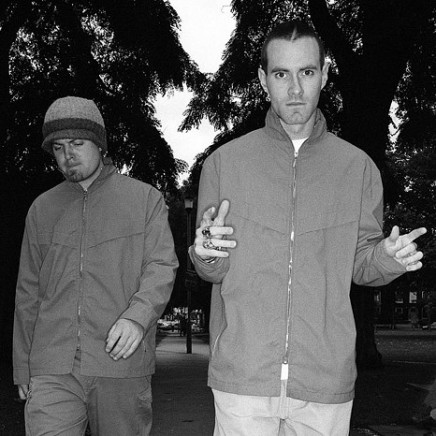 DJ Shadow and James Lavelle to work together again?