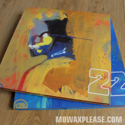 DJ Krush and The Prunes : the Headz 2 vinyl only interludes