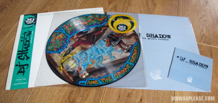 21 years ago : DJ Shadow's In/Flux, the second birth of Mo' Wax