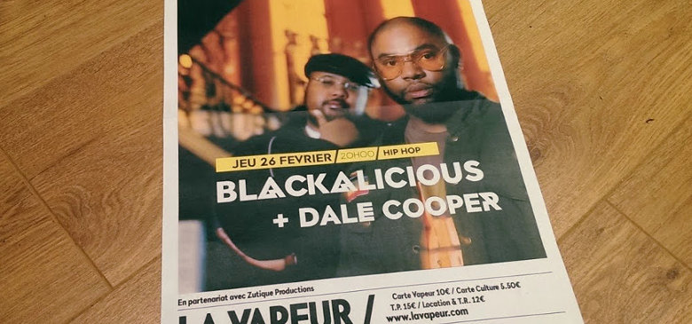 Dale Cooper's all vinyl Mo' Wax mix for Blackalicious