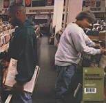 DJ Shadow Endtroducing cover