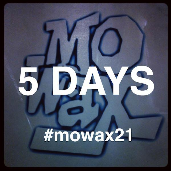 #mowax21 : 5 days to go…