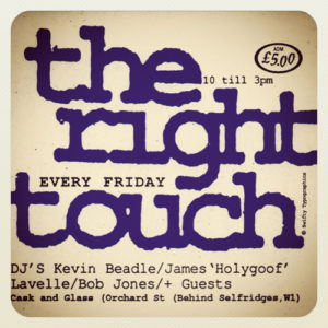 Swifty - The Right Touch