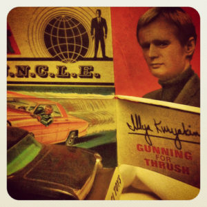 The Man From U.N.C.L.E. car 2