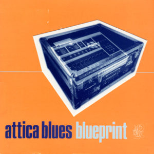 MW038 Attica Blues - Blueprint - Mo' Wax