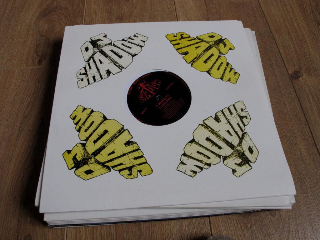 Mo' Wax bootlegs - example 1