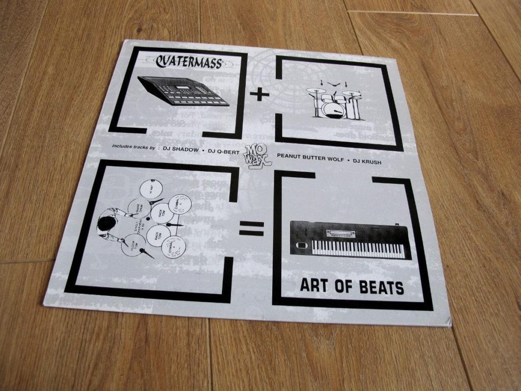 Mo' Wax bootlegs - Quatermass - Art Of Beats