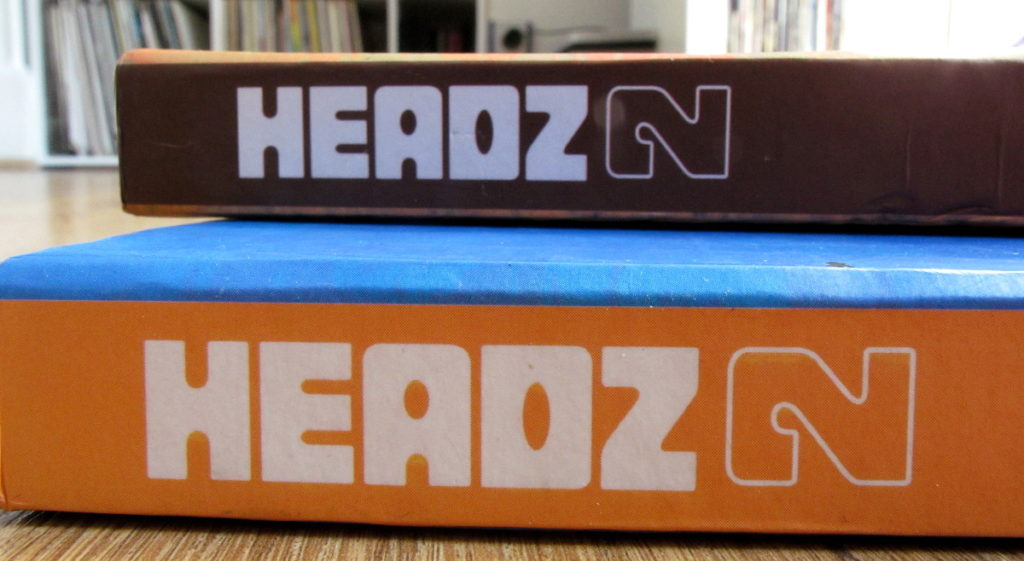 Mo' Wax Headz 2 vinyls
