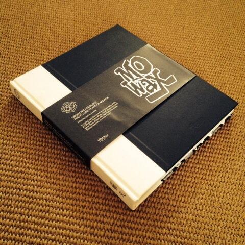 Ben Drury's Mo' Wax book copy
