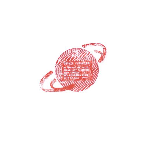 Mo' Wax x Rammellzee vinyl record