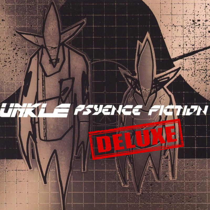 Mo' Wax - UNKLE - Psyence Fiction Deluxe edition
