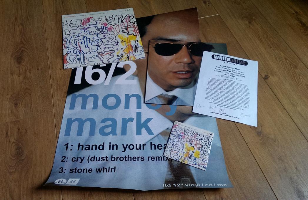 Money Mark - Hand In Your Head | Mo' Wax