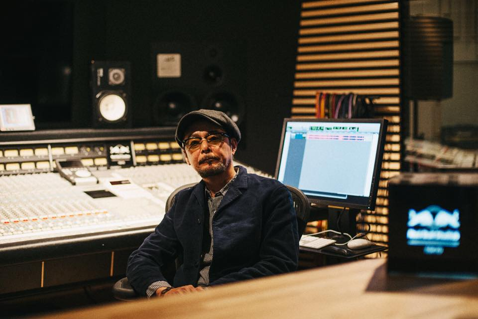 DJ Krush RBMA studio 2015